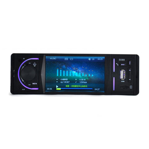 Car Multimedia Player HD, 4.1 inch Screen, Autoradio, Bluetooth, MP3 MP4 MP5 TF/USB/AUX FM