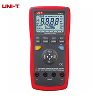 Digital LCRF Meter. Inductance, Capacitance, Resistance, Frequency. Auto LCRF, Smart Check and Measurement ( UNI-T UT611 UT612)