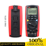 Digital Multimeter With USB Interface, Frequency Tester, Power Meter (2500W) USB, True RMS (Uni-T UT71ABCDE)