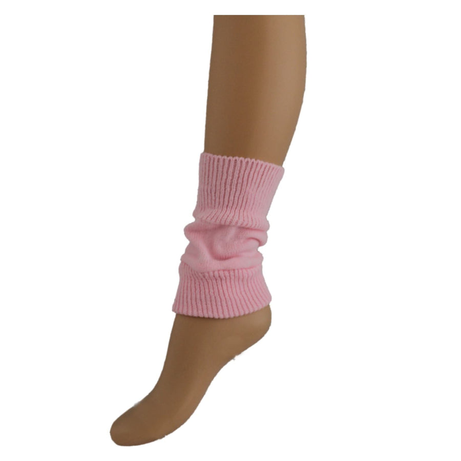 "8"" ACRYLIC ANKLEWARMERS Knitwear Dancers World"