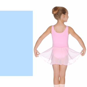 ROCH VALLEY CHARLOTTE MICROFIBRE SKIRTED LEOTARD