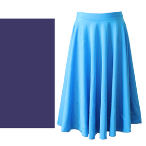 ECSL - LONGER LENGTH CIRCULAR SKIRT