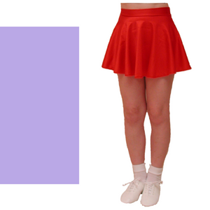 ECS - SHORT LENGTH CIRCULAR DANCE SKIRT