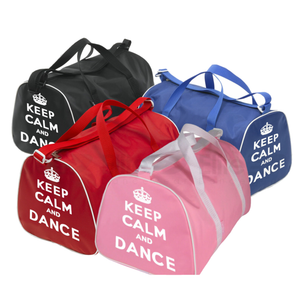 KEEP CALM AND DANCE HOLDALL - Click Dancewear