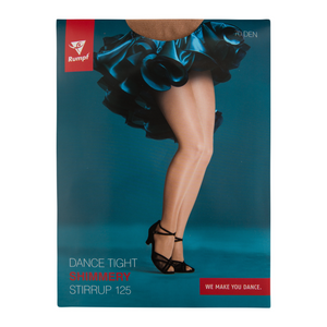 RUMPF 125 STIRRUP SHIMMER TIGHTS