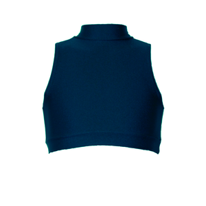 ROSIE - SLEEVELESS POLO CROP TOP - Click Dancewear - 6