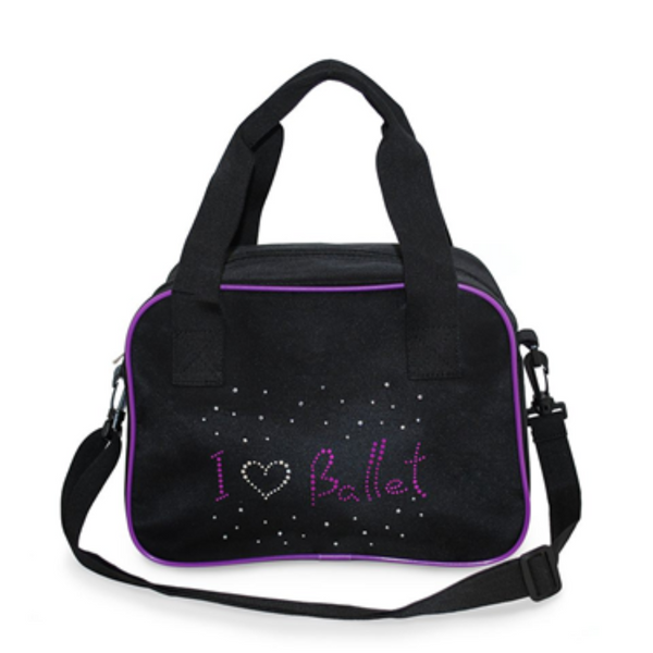 ROCH VALLEY I LOVE BALLET BAG