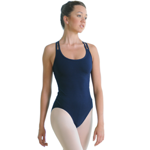 ROCH VALLEY SOPHIE DOUBLE STRAP CAMISOLE LEOTARD