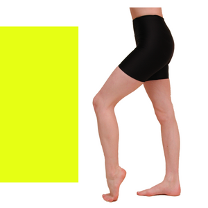 SAM - THIGH LENGTH SHORTS - NEON & FLUORESCENT