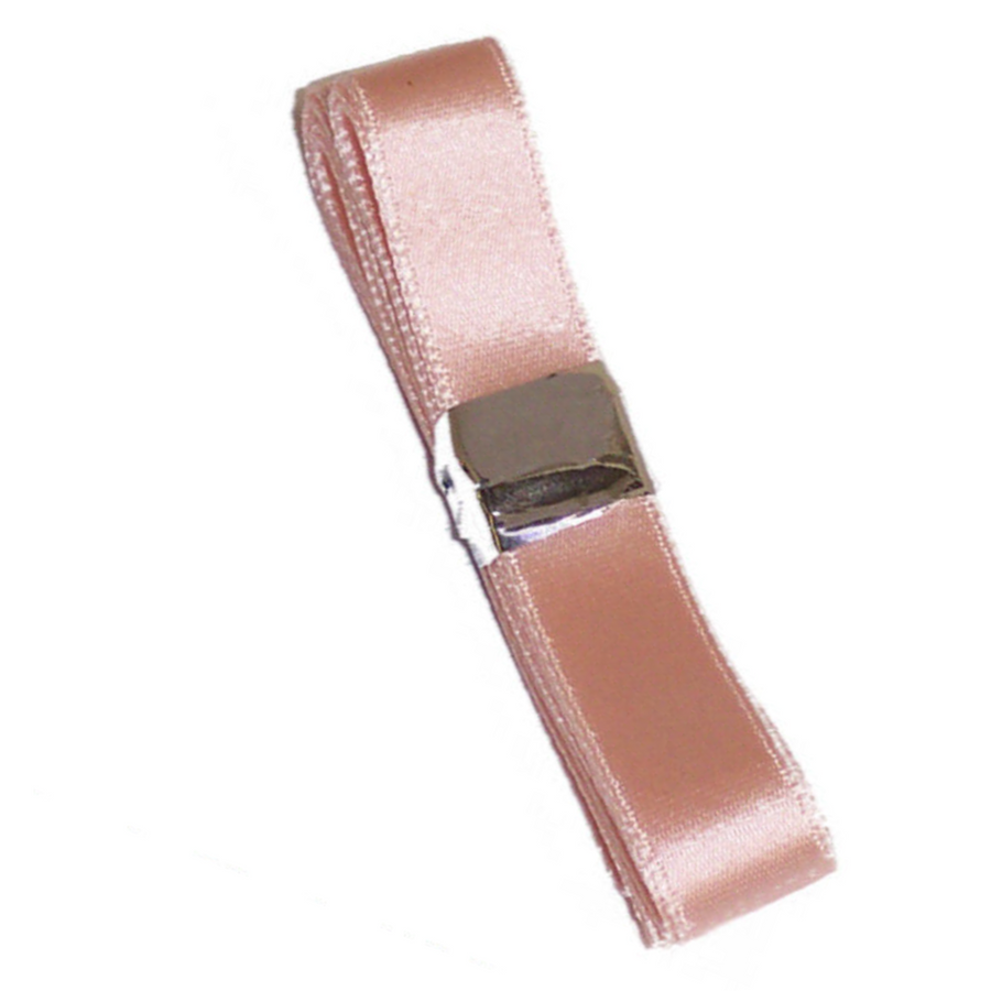SATIN BALLET RIBBON - SINGLE LENGTH