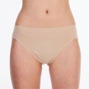 'SILKY' BRAND SEAMLESS HIGH CUT BRIEF