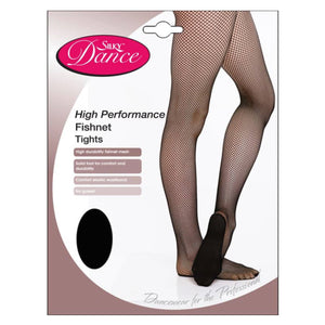 'SILKY' BRAND HIGH PERFORMANCE FISHNET DANCE TIGHTS