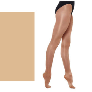 'SILKY' BRAND SHIMMER TIGHTS WITH FEET