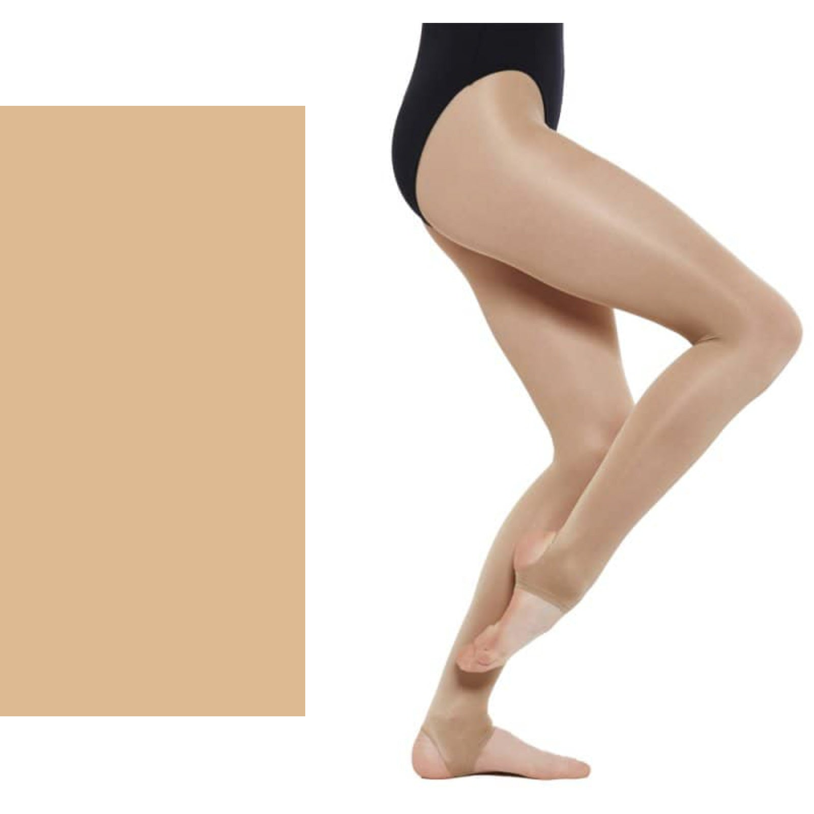 GIRLS DANCE TIGHTS BY SILKY SHIMMER STIRRUP /& FULL FOOT VARIOUS SIZES /& COLOURS