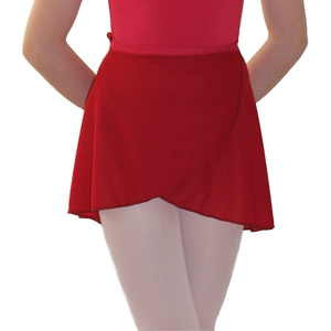 ISTD WRAPOVER SKIRT - Click Dancewear - 1