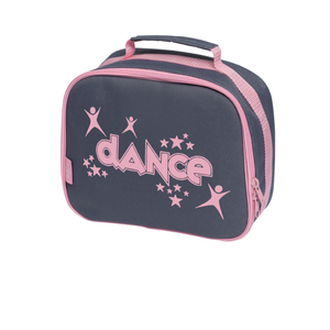 GREY SOFT VANITY DANCE BAG - Click Dancewear