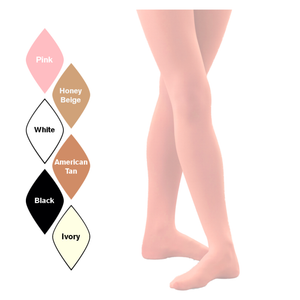SUPER ECONOMY SHEER NYLON TIGHTS - Click Dancewear