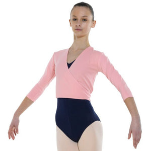 TAPPERS & POINTERS COTTON LYCRA BALLET WRAP