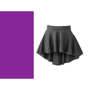 ALICE - SHORTER TAPERED SKIRT