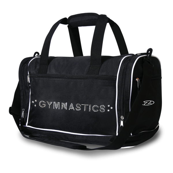 BLACK GYMNASTICS HOLDALL Bags & Holdalls The Zone