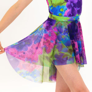 BLOOM - SHORTER TAPERED SKIRT Dancewear Click Dancewear