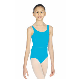 ROCH VALLEY BEATRICE MICROFIBRE SLEEVELSS LEOTARD Dancewear Roch Valley Marine 0 (Age 3-4)