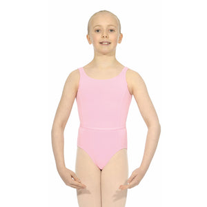 ROCH VALLEY BEATRICE MICROFIBRE SLEEVELSS LEOTARD Dancewear Roch Valley Pale Pink 0 (Age 3-4)