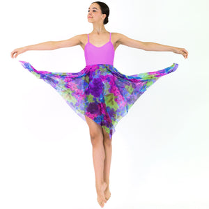 SERENITY - CAMISOLE LYRICAL DRESS Dancewear Click Dancewear