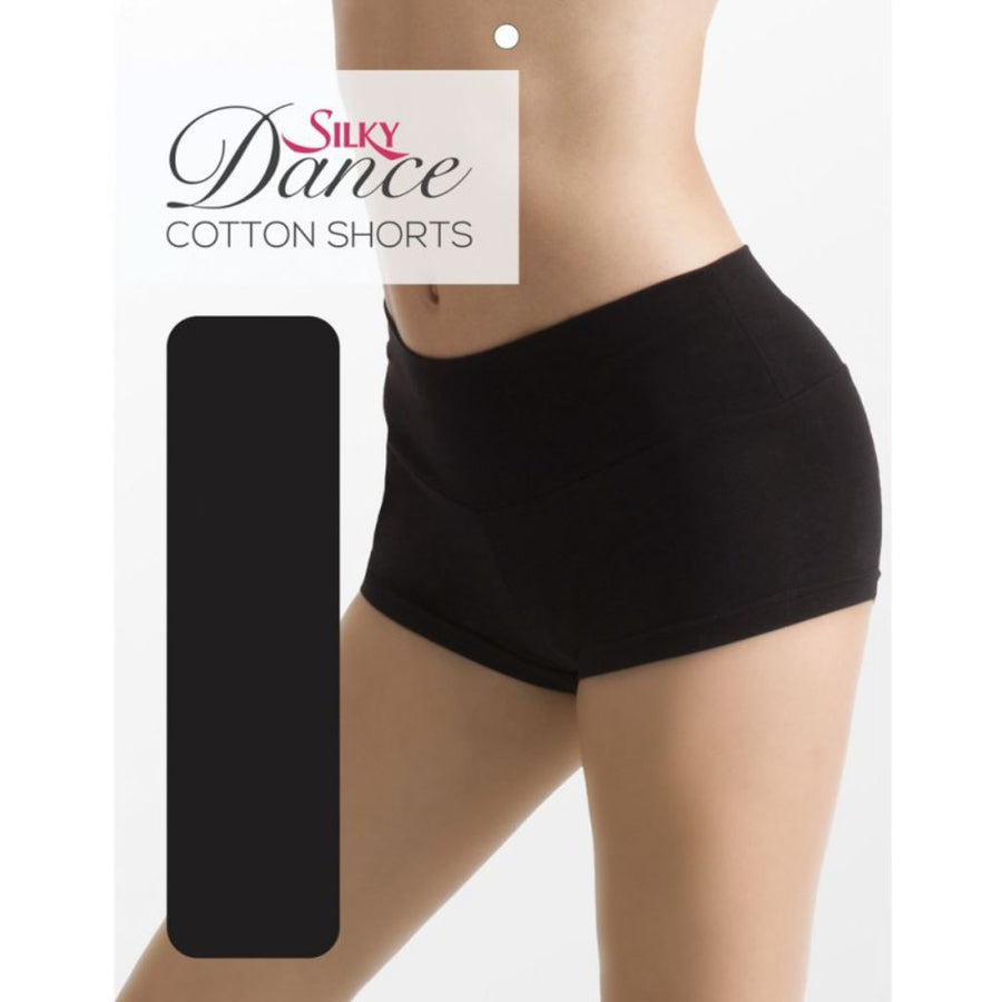 'SILKY' BRAND COTTON DANCE SHORTS Dancewear Silky