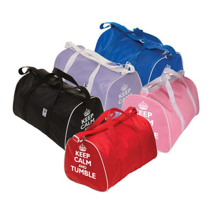 TAPPERS & POINTERS KEEP CALM AND TUMBLE HOLDALL Bags & Holdalls Tappers and Pointers