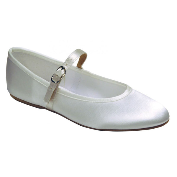 TAPPERS & POINTERS SATIN BAR SHOE Weddings & Christenings Tappers and Pointers