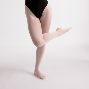 'SILKY' BRAND 40 DENIER ESSENTIAL FOOTED BALLET DANCE TIGHTS