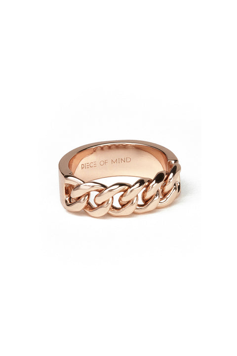 Orbit Ring Rose Gold