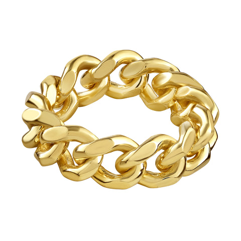Sharsheret Ring Gold