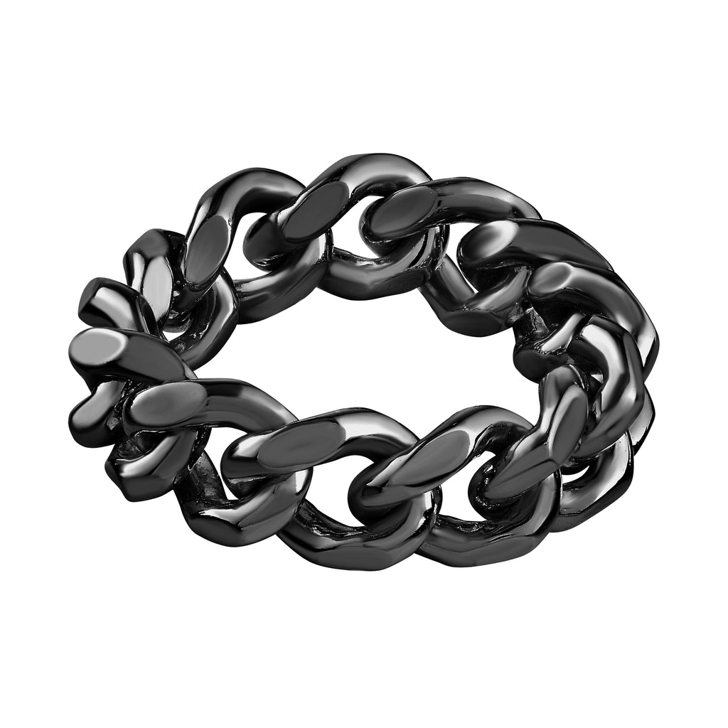 Sharsheret Ring Black Rhodium