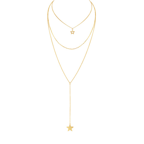 Adalia Necklace Gold