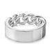 Orbit Ring White Rhodium