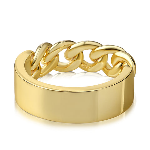 ORBIT RING GOLD