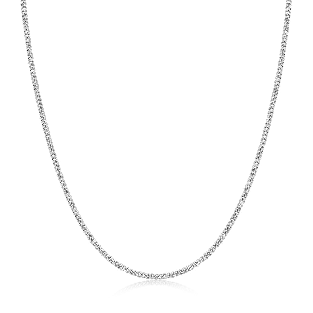 Francoise Chain Silver
