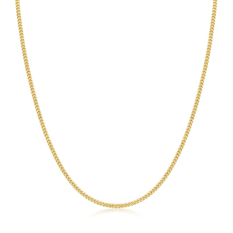 Francoise Chain Gold