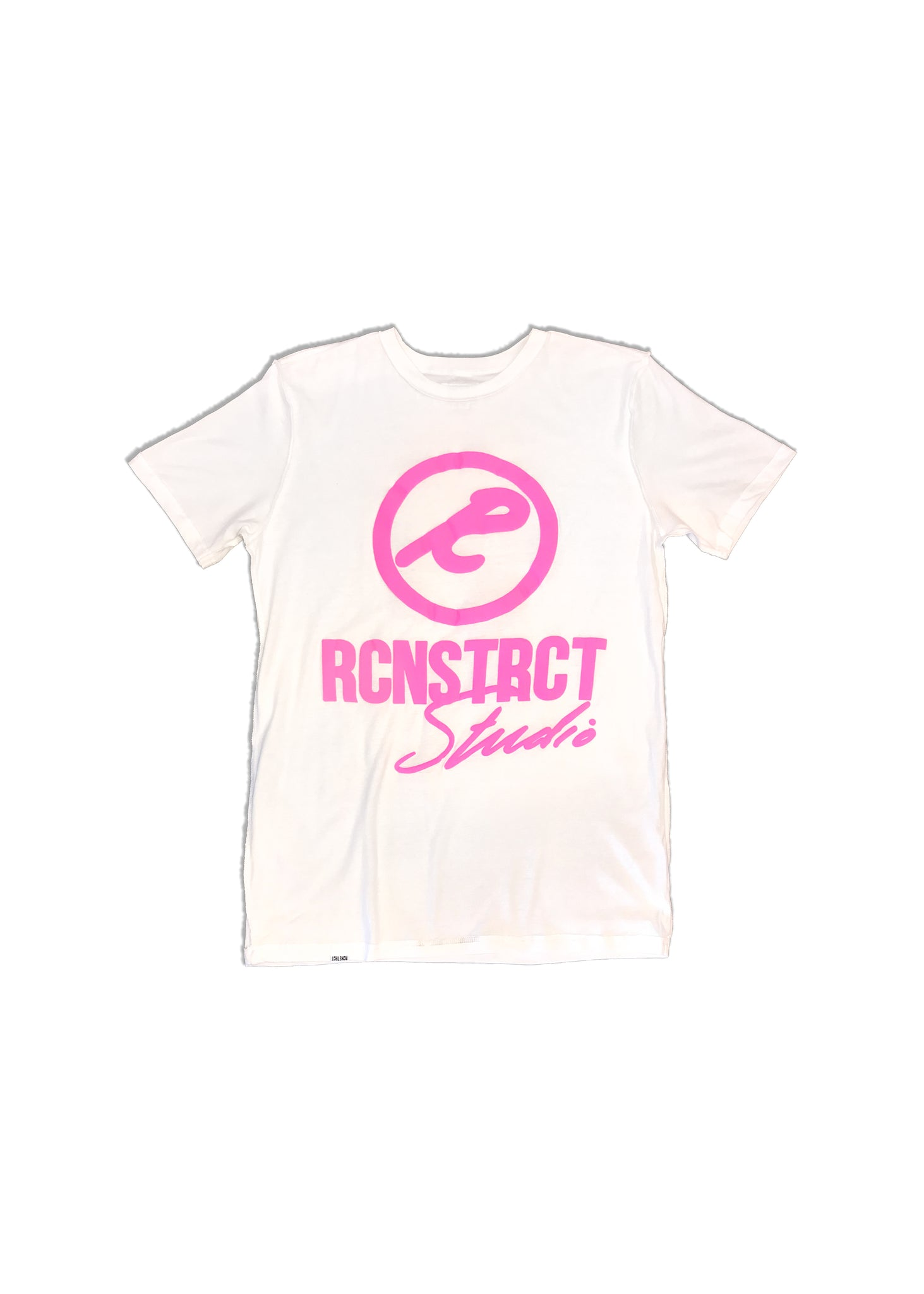 RCNSTRCT BASICS // PINK PUFFY PAINT