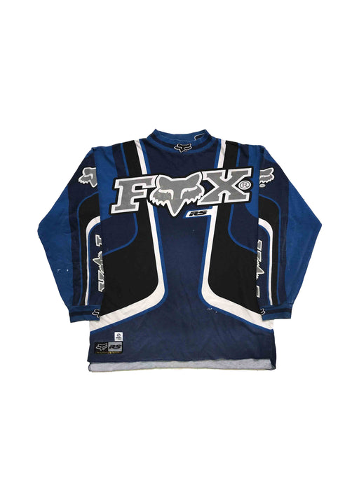 FOX RACING // BLUE // LONGSLEEVE