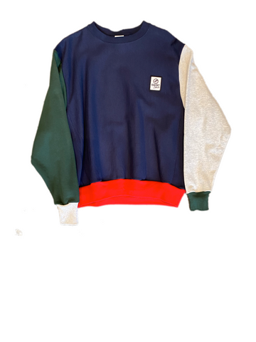 MIX AND MATCH CREW NECK