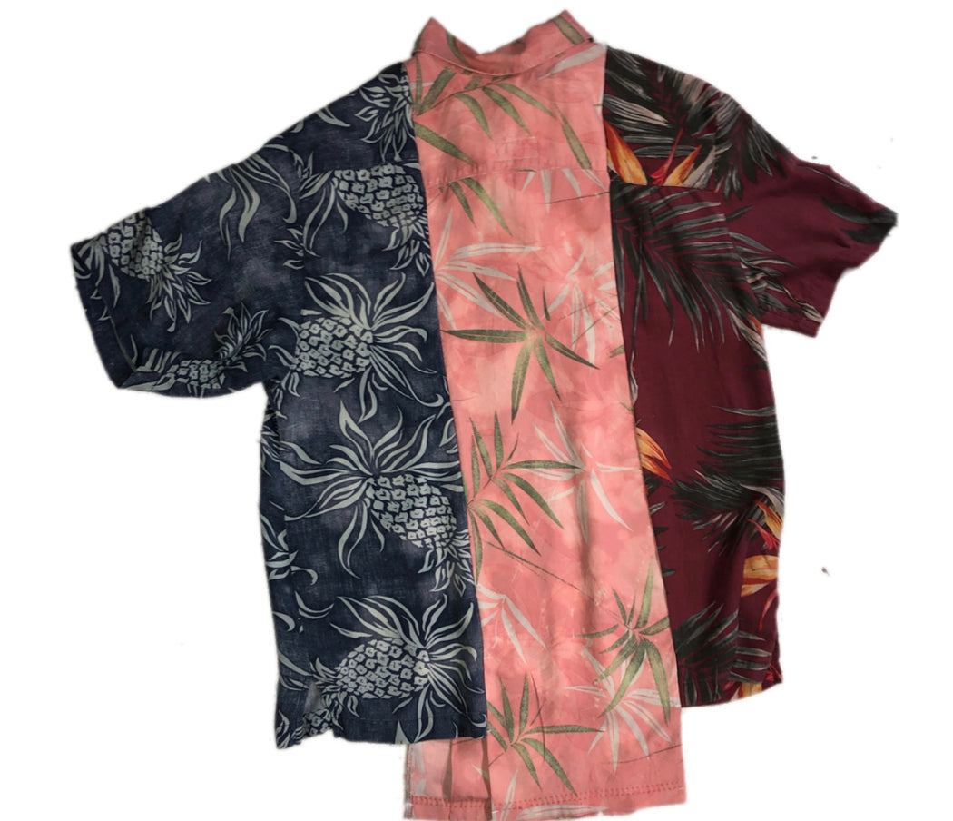 MIX & MATCH HAWAIIAN SHIRT