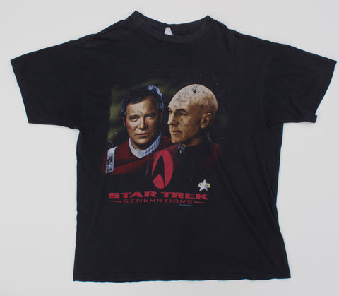 Star Trek Generations Tee