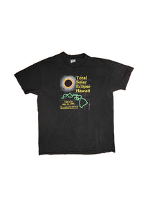 SOLAR ECLIPSE HAWAII // VINTAGE TEE