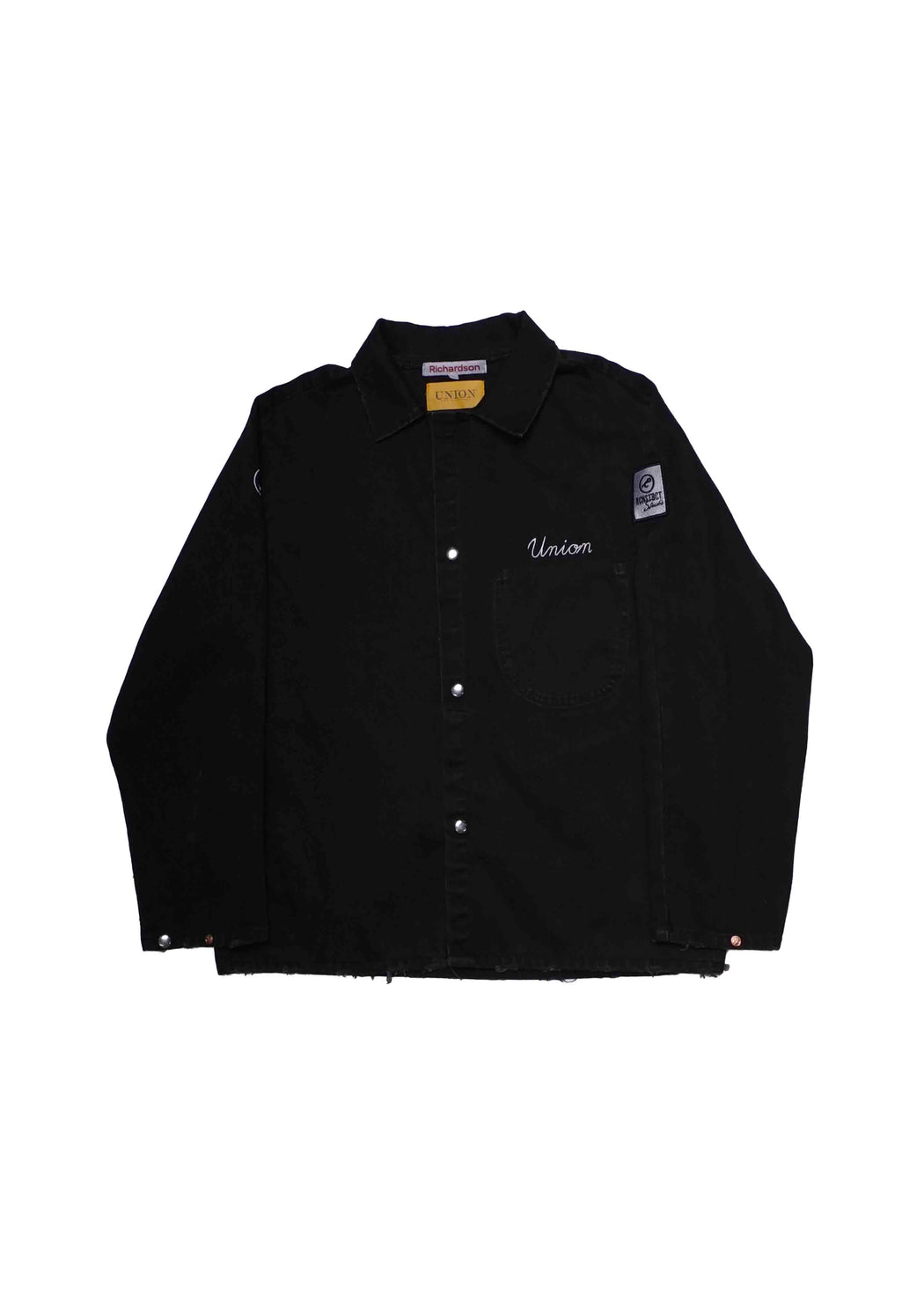 RCNSTRCT X UNION LA X RICHARDSON COLLAB DENIM JACKET