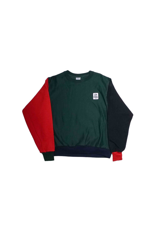 CHAMPION X RCNSTRCT CREW NECK 3