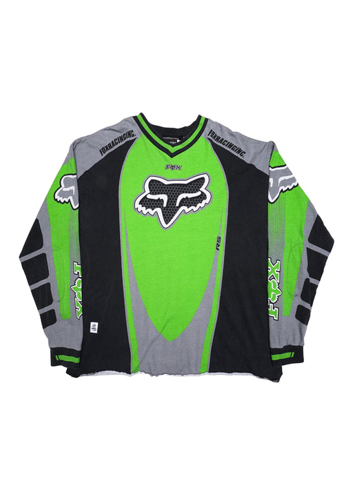 FOX DIRTBIKE LONGSLEEVE //GREEN