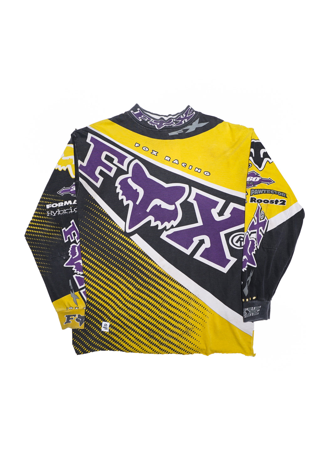 FOX DIRTBIKE LONGSLEEVE //YELLOW
